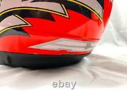 AXO Sport RX5 Vintage Motocross Helmet (L) Made in Italy