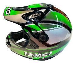 CASQUE AXO HELMET MM0 MX Motocross Off-road Vintage Taille S et XS