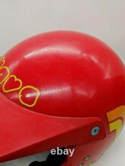 Casco Nava vintage enduro motocross cross helmet