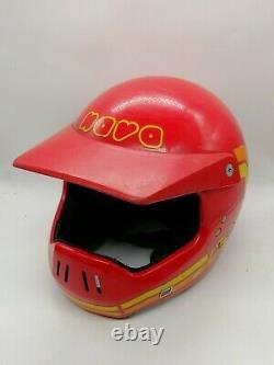 Casco Nava vintage enduro motocross cross helmet epoca moto motorino