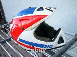 FM Helm Motocross Enduro Motorradhelm Motorrad Helm Vintage Racing Oldtimer