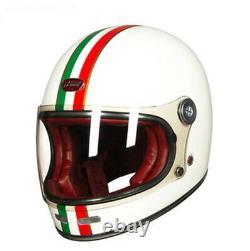 Helmet Full Motocross Helmet Vintage Motorcycle Professional Retro Ultralight EC