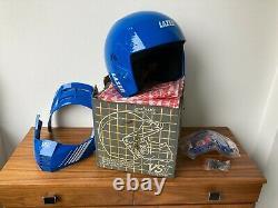 LAZER vintage VS1 motocross NOS rare HELMET