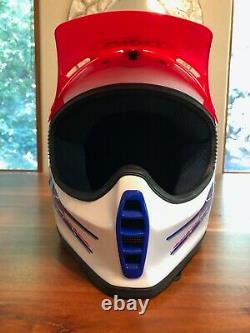 Like NEW Vintage Shoei FX-2 Motocross Helmet size XL