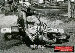 Moto X Fox vintage tribute helmet motocross dg fmf bell krw new XL