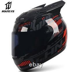 Motorcycle Helmet Full Face Motocross Casco Personality Motorcycle Capacete Moto