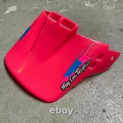 NOS Vintage 1990's Troy Lee Designs Intrepid Motocross Helmet Visor shoei bell