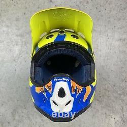 NOS Vintage 1995 Shoei Jeff Matiasevich Replica VF-X2 Motocross Helmet Medium