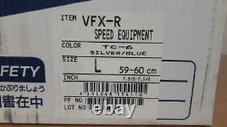 NOS Vintage SHOEI VFX-R Motocross Helmet Troy Lee Design Size L Not Tried On