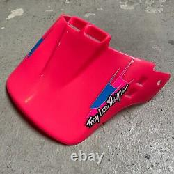 NOS Vintage Troy Lee Designs Intrepid Motocross Helmet Visor Shoei Bell Fox
