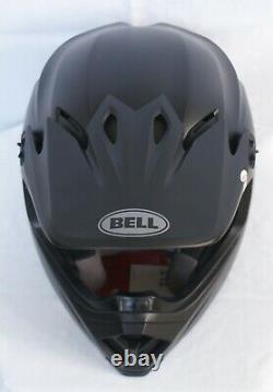 New Medium Bell Mx9 Helmet Vintage Motocross Supercross Dirtbike Oakley Airbrake