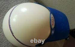 Rare Vintage Bell Helmet Moto X Sport Full Face Helmet