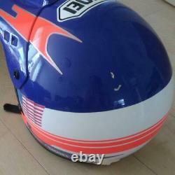 SHOEI HELMET motocross off load Genuine vintage