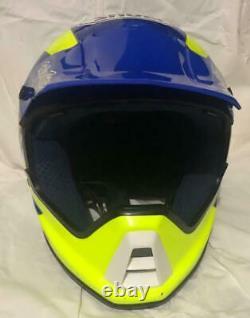 Shoei VX Cougar Special Edition, vintage Motocross helmet