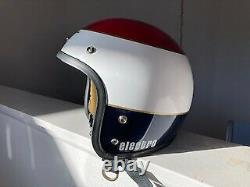 Team Honda vintage 1979 electro helmet, dg fmf motocross