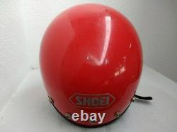 VINTAGE 1980 Shoei Motocross/bmx Helmet jt racing, fox dg fmf bell honda