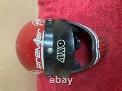 VINTAGE Premier Motocross/BMX Helmet (fox, dg, fmf, bell, VDC, Mongoose, CW)668