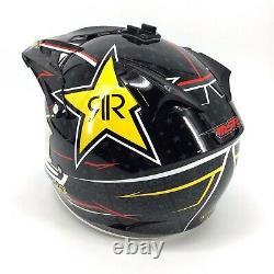VTG MSR Rockstar Helmet Size XXL Motocross Dirtbike Offroad Good Clean Condition