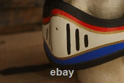Vintage 1981 Honda Hondaline Shoei Motocross Motocycle Helmet Sz Small 6 7/8 7