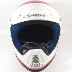 Vintage 1987 Shoei VX-3V Motocross Helmet Size Large or XL