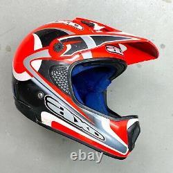 Vintage 1998 AXO Sport RX5 Motocross Helmet XL fox bradshaw stanton moto x