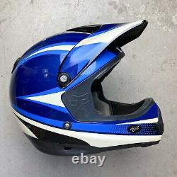 Vintage 1999 Fox Racing Pilot Motocross Supercross Helmet Small axo carmichael