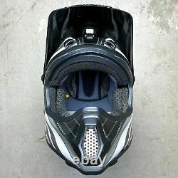 Vintage 2000 Fox Racing Pilot Motocross Supercross Helmet Small carmichael axo