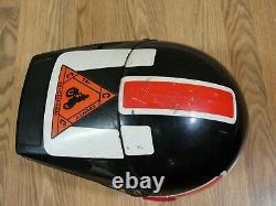 Vintage AGV Valenza X102 Motocross Motorcycle Helmet sz M 7 1/4 1987 Made Italy
