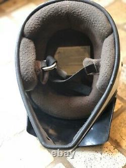 Vintage Bell Original Owner Gary Bang Motocross Helmet Paulson Visor Canoga Pk