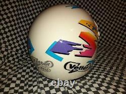 Vintage Bell Vetter pro Series mx helmet and visor motocross bmx