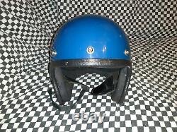 Vintage Buco Enduro Helmet Honda USA 1973 bell Simpson arai shoei