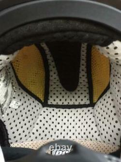 Vintage FOX Motocross Helmet Ricky Carmichael Replica Model RC Size L Used