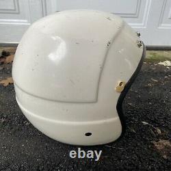 Vintage JT Racing BELL Helmet Made In USA