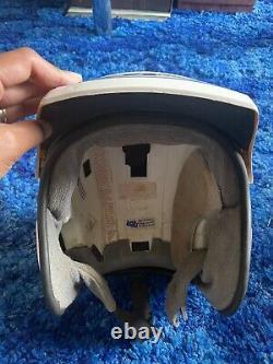 Vintage Jt Jt Racing Motocross Helmet Size Large