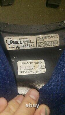 Vintage Motocros Shoei Retro FX-2 Helmet. Troy Lee Designs