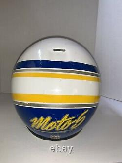 Vintage Motocross Bell Moto5 Helmet