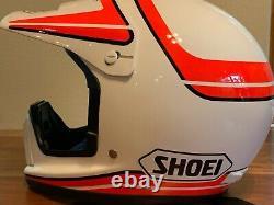 Vintage Shoei Motocross Helmet size Large