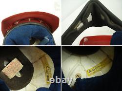 Vintage Simpson M52 Motocross Off-Road Helmet 71/4 Custom