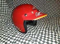 Vintage duns Helmet Honda small vgc bell Simpson arai shoei