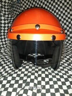 Vintage kunoh Helmet 1966 scca vgc bell Simpson arai shoei
