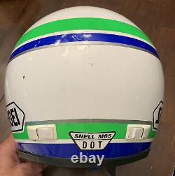 Vtg 1990 Shoei VX-5 Motocross HelmetM 7 1/8-7 1/4